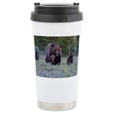 Grizzly Bear# 399  Trip Travel Mug