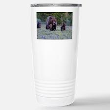 Grizzly Bear# 399  Trip Travel Mug