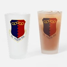 78th FW Drinking Glass