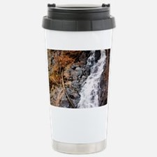 Waterfall - Coinpurse Stainless Steel Travel Mug