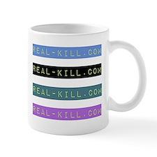 RKM coffee cup logo Mug