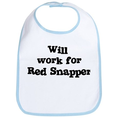 Will work for Red Snapper Bib