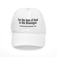 love of food Baseball Cap