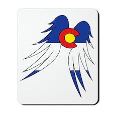Colorado Wings Mousepad
