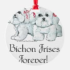 BICHON FRISE Ornament