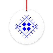 Volot Round Ornament