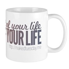 NakedTuesday.me Make The Rest... Bumper Mug