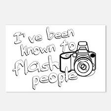 flashpeople Postcards (Package of 8)