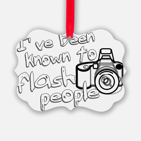 flashpeople Picture Ornament