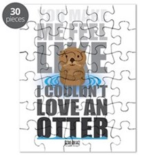 Love an Otter Puzzle