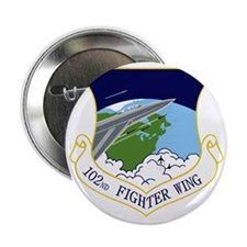 """102nd FW 2.25"""" Button"""