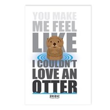 Love an Otter Postcards (Package of 8)