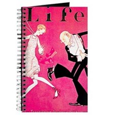 Teaching Old Dogs New Tricks  Life Cover Journal