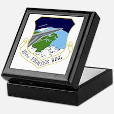 102nd FW Keepsake Box