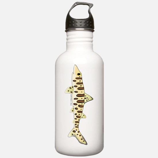 Leopard Shark v Water Bottle