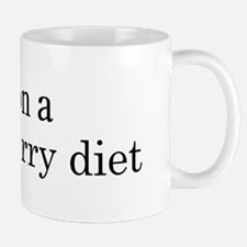 Lingonberry diet Mug