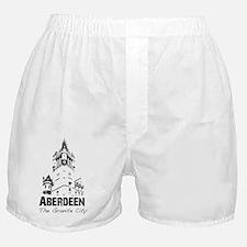 Aberdeen - The Granite City Boxer Shorts