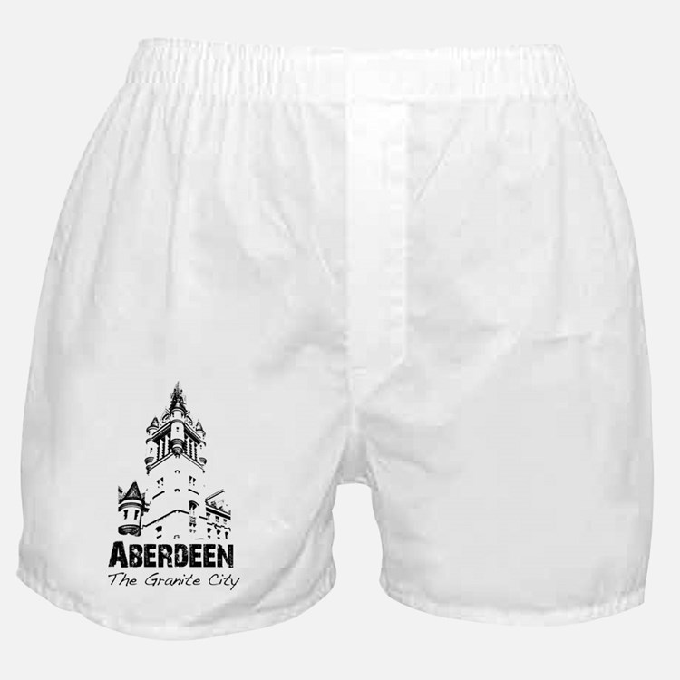 Aberdeen - The Granite City Boxer Shorts