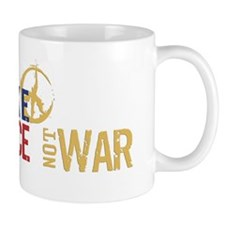 LPF Peace Bumper Sticker Mug
