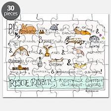 Rescue Rabbits Puzzle