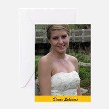 devan Greeting Card