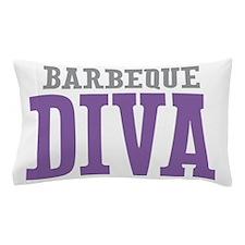 Barbeque DIVA Pillow Case