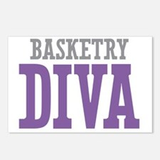 Basketry DIVA Postcards (Package of 8)