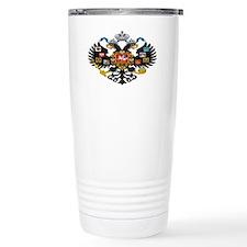 Romanov Crest Travel Mug