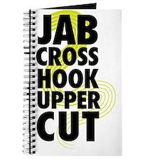 Jab Cross Hook Upper-cut Journal