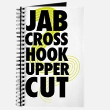 Jab Cross Hook Upper-cut Journal