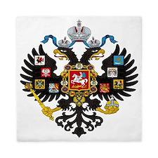 Romanov Crest Queen Duvet