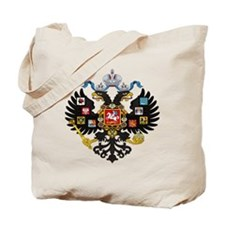 Romanov Crest Tote Bag