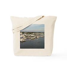 FINAL FINAL CLOCK Tote Bag