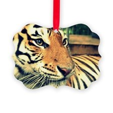 Tiger Lily Ornament