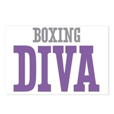 Boxing DIVA Postcards (Package of 8)