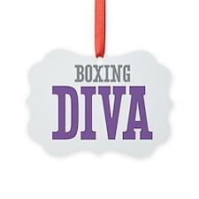 Boxing DIVA Ornament
