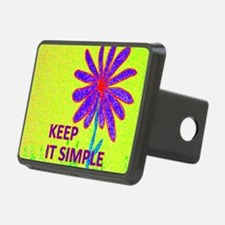 Wildflower Keep It Simple Hitch Cover
