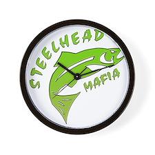 SHM Logo Wall Clock