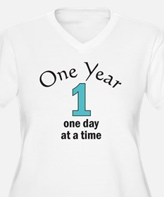 One Year -- one d T-Shirt