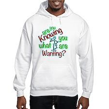 Knowing +6 Hoodie