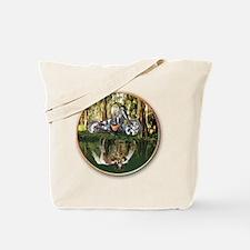 Native Reflections Tote Bag