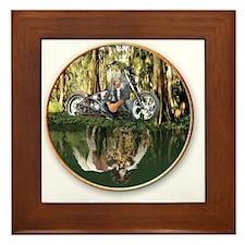 Native Reflections Framed Tile