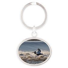 pelican 10x14 Oval Keychain