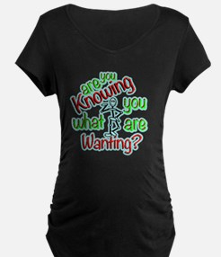 knowing What Wanting T-Shirt