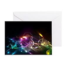 music1 Greeting Card