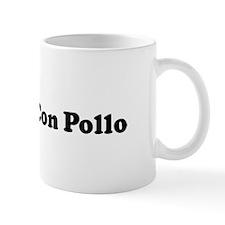 I Eat Arroz Con Pollo Mug