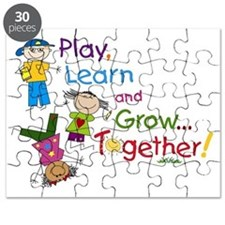 Play, Learn, Grow Together! Puzzle