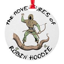 robin-hoodie-LTT Ornament