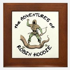 robin-hoodie-LTT Framed Tile