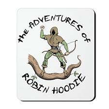 robin-hoodie-LTT Mousepad